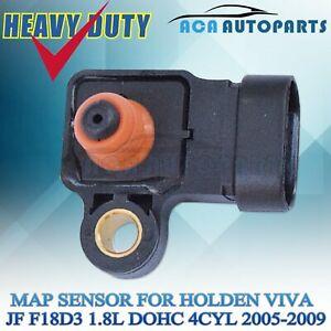 MAP Sensor For Holden Viva JF F18D3 1.8L DOHC 4CYL 2005-09 # 96417830 Heavy Duty