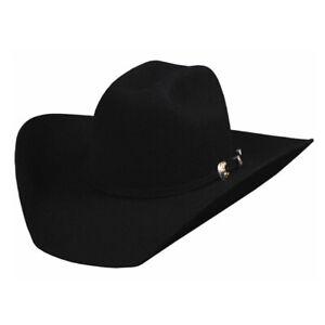 "BULLHIDE Kingman 4x Wool Western Cowboy Hat, 4"" Brim - Choose Color - All Sizes"