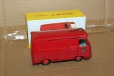 French Dinky Toys 570p Peugeot J7 Pompier Rare MIB 9 en boite Very L@@k