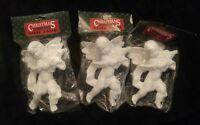 Set of 3 Bradford Christmas Angel Ornaments