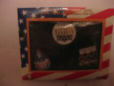 Limited Edition USA Olympic Home Team Centennial 3 Piece Pin Set From 1996 dp148