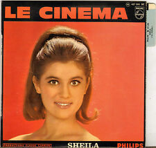 "SHEILA ""LE CINEMA"" EP 60'S PHILIPS 437.205"