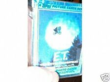 E.T. THE EXTRATERRESTRIAL TOPPS SET OF CARDS,