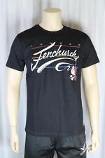 Fenchurch Negro De Hombre Camiseta Talla Mediana (83)