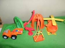Diego Rescue Center Helicopter Parrot  Replacement Lot