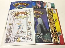 THIEVES & KINGS #1-13 (1 BOX PUBLISHING/PIRATES/0914186) NEAR COMPLETE SET OF 11