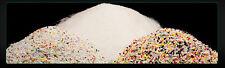 50lb Sandblasting/Bead Basting, Plastic Media Blast, Type 5 Acrylic, Size:Medium