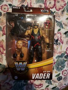 Big Van Vader WWE Legends Elite Collection Series 10 Wrestling Action Figure
