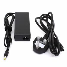 "12V BUSH BLED24FHDL8DVD 24"" LCD / LED TV Power supply adapter UK mains cable"