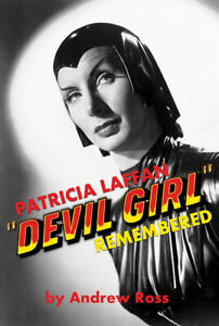 Patricia Laffan - Devil Girl Remembered - A Photographic Booklet by Andrew Ross