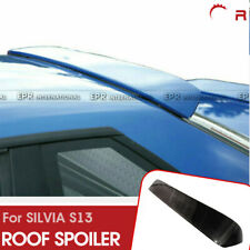 For Nissan Silvia S13 PS13 Silvia Dm Style Carbon Fiber Rear Roof Spoiler kits