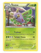 Dustox 7/108 Pokemon Card TCG - Roaring Skies XY - Brand New & Mint