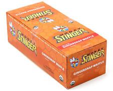 Honey Stinger ORGANIC STINGER WAFFLES Waffle Bars - BOX OF 16 - PICK FLAVOR