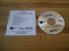 CD Indie Ghost - My Soul Looks Like This (15 Song) BREAKIN BREAD / BOOMBOX