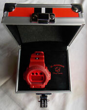 CASIO G-SHOCK X PLAY CLOTHS, RED BLCK LIMITED EDITION MEN'S, SLIGHTLY USED
