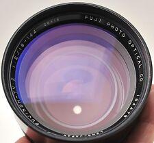 Fuji Fujinon TV Z 1:2 18 - 144  CB x 18  Lens C-Mount