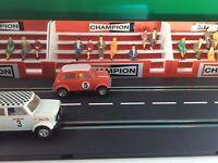 1:32 Scale Champion Grandstand  Scalextric Carrera Ninco Slotcar building