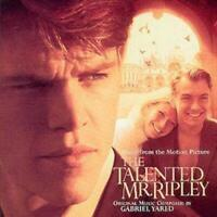 Talented Mr Ripley: Original Soundtrack CD (2000) Expertly Refurbished Product