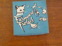 Vintage 1950's Game Farmyard Frolics - Complete Never Played