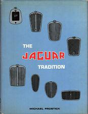 THE JAGUAR TRADITION HBDJ XK120 XK140 XK150 E-TYPES XJ XJ-S SPORTSCAR_ROADSTERS_