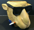 """Vintage Joe Camel """"Smooth Character"""" 1991 Beer Soda Can Cozy Holder Plastic"""