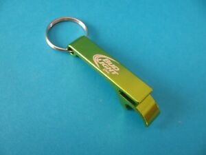 Budweiser Light Lime Beer Brewery Key Ring & Bottle Opener. Keyring. BUD