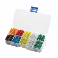 120Pcs MIX Mini Standard Blade Fuse for Motorcycle Home Industrial Applications