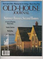 Old House Journal Mag Summer Homes Jul/Aug 1993 033120nonrh