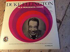 DUKE ELLINGTON In A Magenta Haze 1964 UK Vinyl LP EXCELLENT CONDITION