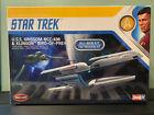 Polar Lights-1/1000 Star Trek U.S.S. Grissom and Klingon Bird of Prey