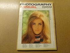 MAGAZINE / PHOTOGRAPHY ANNUAL 1969 EDITION