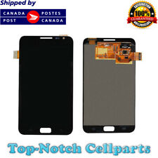 Black LCD Touch Screen Digitizer Display for Samsung Galaxy Note i717 T879 N7000