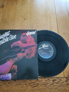Ted Nugent Double Live Gonzo Epc 88282 1978