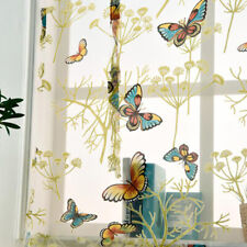 Yarn Door Curtains Window Screening Panel Tulle Home & Living Roman Blinds ON