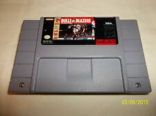Bulls vs. Blazers and the NBA Playoffs (Nintendo SNES, 1992)
