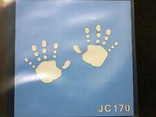 Culpitt - Cake Hand Stencil