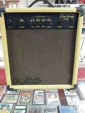 VINTAGE DEAN MARKLEY GUITAR PRACTICE AMPLIFIER 40 WATTS MODEL KV-20B