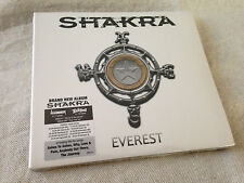 SHAKRA - Everest LTD ED DIGI CD BRAND NEW & SEALED! (Bonus Track)