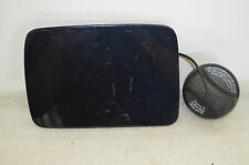 BMW E46 FUEL FILLER FLAP TANK COVER WITH CAP OEM 1407706