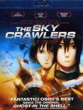 The Sky Crawlers [New Blu-ray] Ac-3/Dolby Digital, Dolby, Dubbed, Subtitled, W