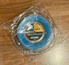 Yonex Poly Tour Spin 16L Reel (1.25mm Tennis String) Blue Full 200m 656ft. New
