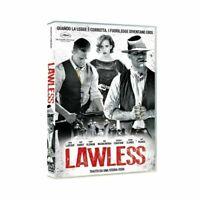 Lawless DVD nuovo sigillato