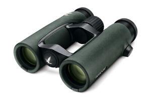 Swarovski Optik EL 10x32 Water Proof Roof Prism Binocular, Green, 6.9 Deg. AOV