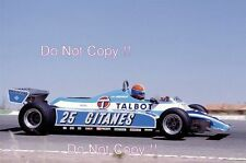 Jean-Pierre Jabouille Ligier JS17 espagnol Grand Prix 1981 photo 1