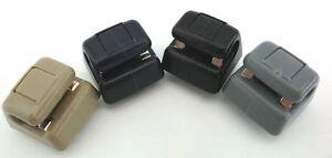 Sonnenblendenhalter Lager blau grau beige schwarz W123 W124 W126 W140 W201 W463