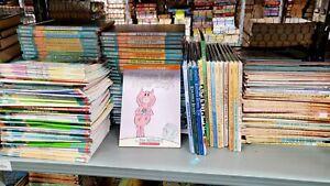 Lot of 5 Mo Willems Kids Books Elephant & Piggie/Pigeon/Knuffle Bunny - Random