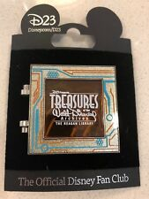 Disney Pin D23 Treasures Of The Walt Archives Tron Light Cycle Le 500