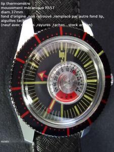 lip thermomètre mécanique ,R557  ,(fond non d'origine) nad (stock ancien)