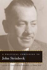 A Political Companion To John Steinbeck (political Companions To Great Americ...