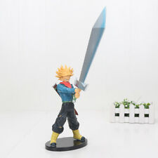 DRAGON BALL Z - Trunks Super Saiyan 2 Final Hope Slash figura tamaño 21 cm.